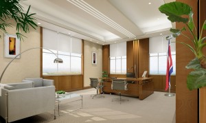 Interior-design-general-manager-office